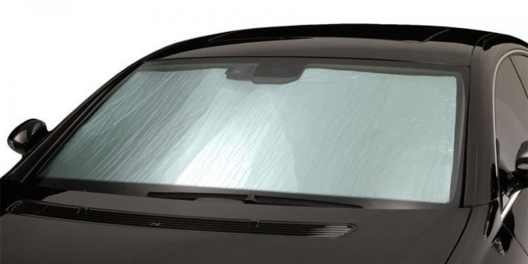Intro Tech Sun Shade, Intro-Tech Automotive Windshield Shade