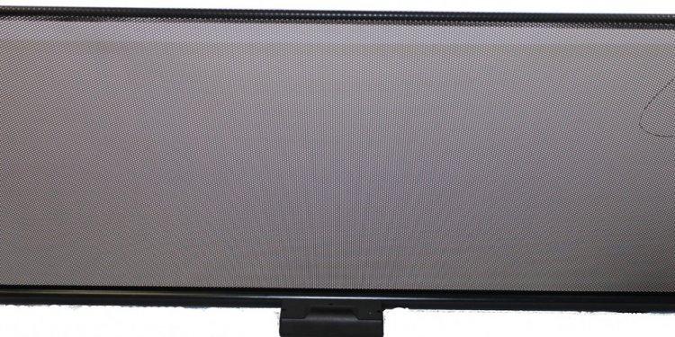 Rear Window Electric Car Sunshade: Europa Mark V.1