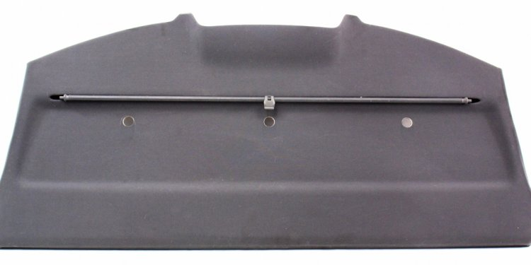 Rear Window Parcel Shelf Deck & Sunshade Screen 98-05 VW