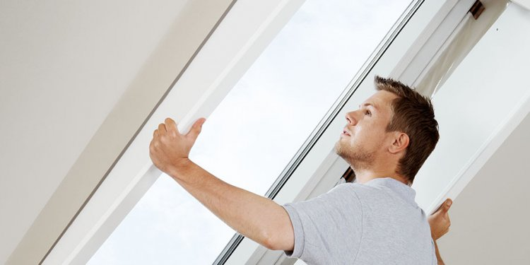 Install Windows Sun Screen From Inside